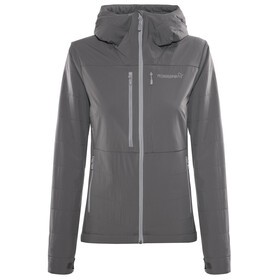 Norrøna Lofoten Powershield Pro Alpha Jacket Women grey